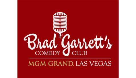Brad Garrett Comedy Club | MGM Las Vegas | Mgm las vegas ...