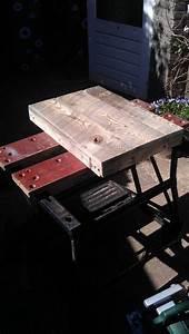 Comment Fabriquer Une Table De Ferme En Bois : comment fabriquer une table de chevet en bois 17 tapes ~ Louise-bijoux.com Idées de Décoration