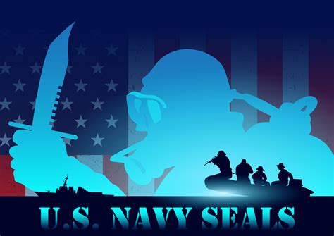 Navy Seal Background Navy Free Vector 3528 Free Downloads