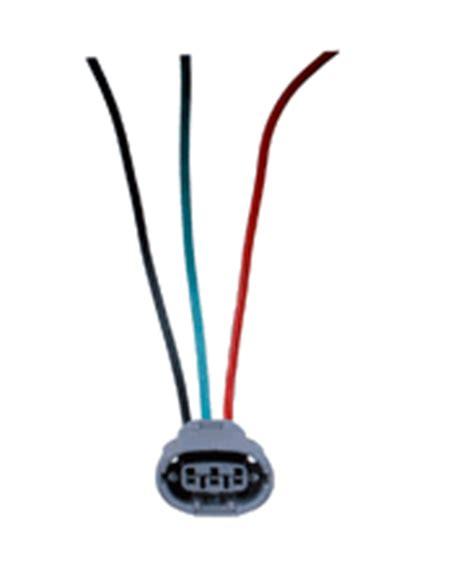 Repair Harness Lead Pigtail Plug Code Mitsubishi