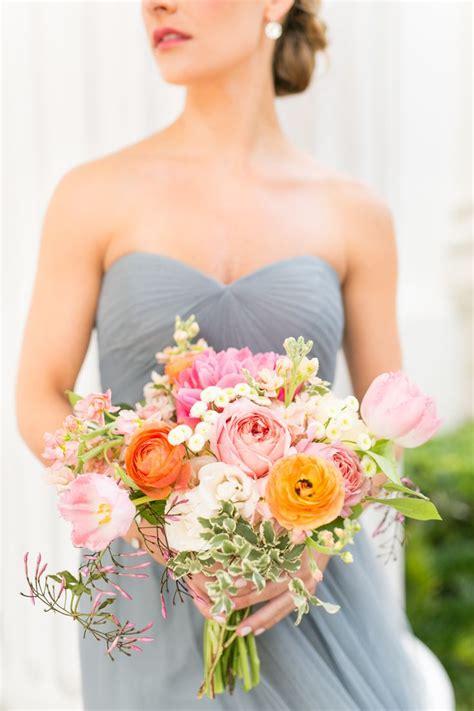 17 Best Ideas About Tulip Bridesmaid Bouquet On Pinterest