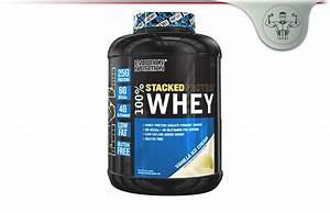 Evl Stacked Protein Whey Review  U2013 Pure  U0026 Simple 100  Protein Powder