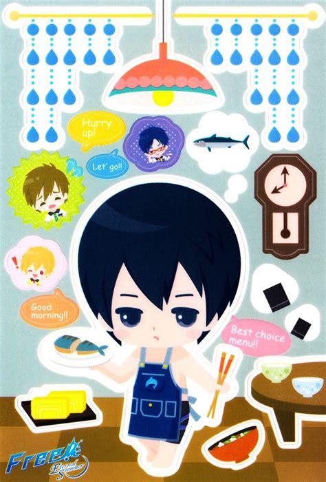 citronic on kawaii anime iwatobi swim club