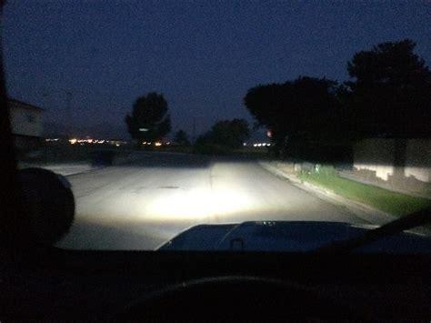 foto de Anyone running LED headlights? JeepForum com
