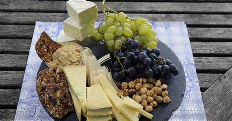 New Jersey Cheeses Shape The Perfect Cheese Plate