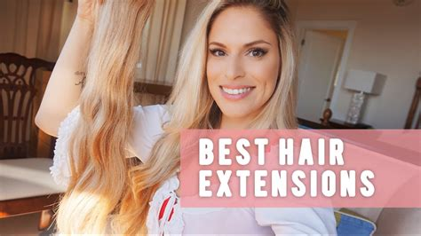 hair extensions review top quality  long lasting