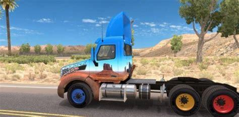 colored contacts simulator colored rims american truck simulator mod ats mod
