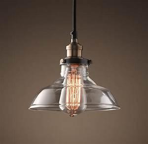 Th century industrial lighting by restoration hardware