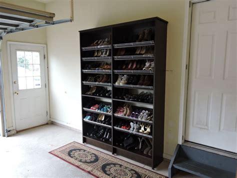 Shoe Rack Garage by Top 10 Shoe Organizer Ideas Hirerush