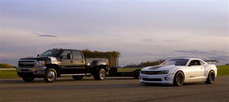 chevy truck car 2011 chevrolet silverado 3500hd race car hauler news and