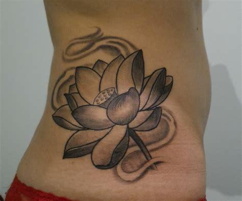 Tatouage Fleur De Lotus  Signification Et Modèles De Tattoos