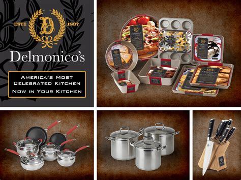 ultima consumer products  home  delmonicos cookware