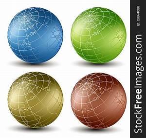 Isometric Earth - Free Stock Images  U0026 Photos