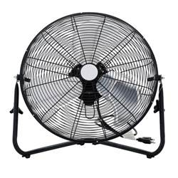 Home Depot Floor Fans by 20 In 3 Speed High Velocity Floor Fan Sfc1 500b The
