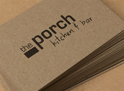 The Porch Kitchen & Bar On Behance Ns Business Card How Does It Work Visiting Meaning Definition Premium Malaysia Moo Delivery Apec Application Form Declaratie Tattoo Machine In Marathi
