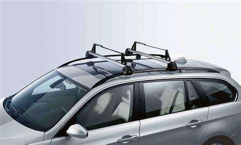barres de toit bmw pour bmw s 233 rie 1 e81 e87 et s 233 rie 3 e90 dans accessoires d origine bmw