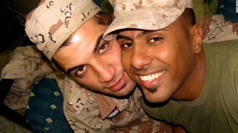 gay iraqi soldiers  love  war  fled