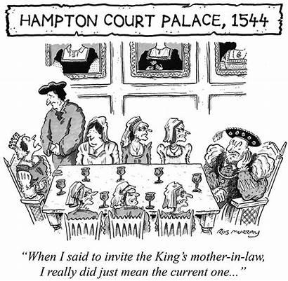 Hampton Court Funny Palace Alternative Cartoons Histories