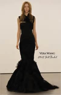 black wedding dresses vera wang black wedding dress extraordinary wedding dresses 792556 weddbook