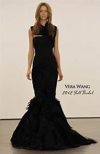 vera wang black wedding dress extraordinary wedding With vera wang black wedding dress