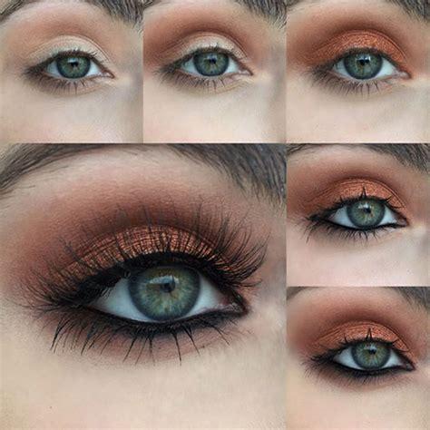 easy simple fall makeup tutorials  beginners learners  modern fashion blog