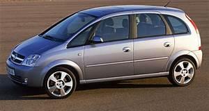 Opel Meriva Minivan    Mpv 2003
