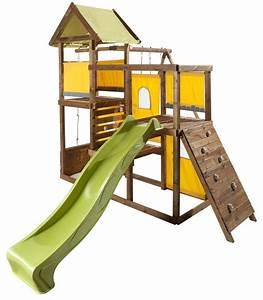 Jeux En Bois Extérieur : jeux exterieurs pour enfants ~ Premium-room.com Idées de Décoration