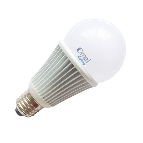 10w 12v led bulb cool day white a19 small size 900