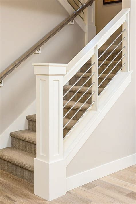 Railing Stairs   Modern Style Home Design Ideas