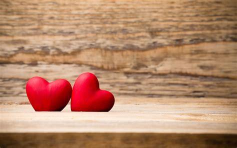 Romantic Love Mood Hearts Wallpaper Wide Images V K L