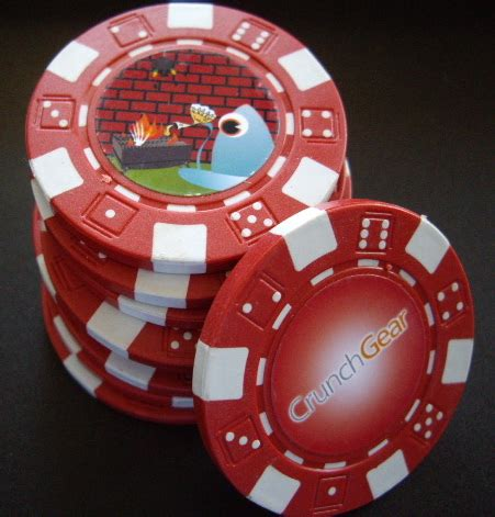 Orignal Poker Chip Customizer Liquor Up Front, Poker In