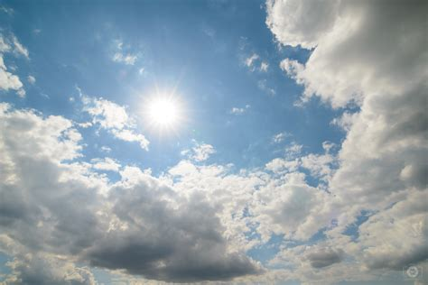 sky  clouds  sun background high quality