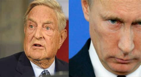 Wladimir Putin Warnt George Soros Wir Werden