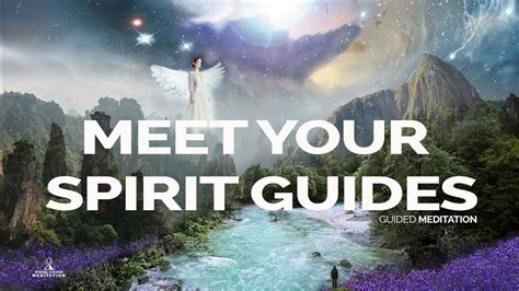meet  spirit guides guided meditation hz youtube