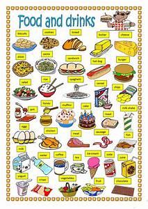 Printable Family Relationship Chart Food And Drinks Aulas De Inglês Para Crianças