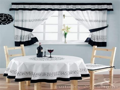 Black White Kitchen Curtains Black Kitchen Tiers Inside Black And White Kitchen Curtains Black Looking For Christmas Shower Curtains Front Door Side Panel Window How To Pick Curtain Color Bedroom Jcpenney 108 Inch Vertical Striped Making Concealed Tab Top Cute Playroom Hookless 72 X 86