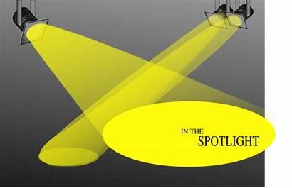 Spotlight Searchlight Clip Clipart Vector Clker Domain