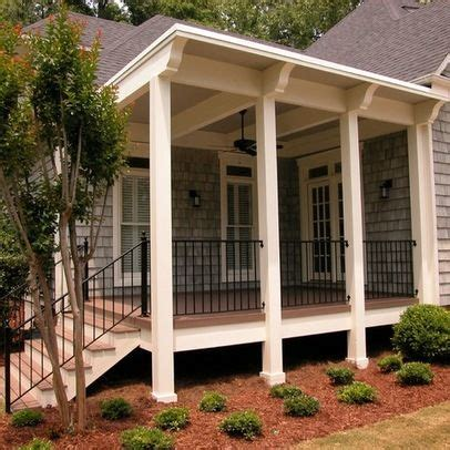 front porch banisters 17 best ideas about front porch railings on