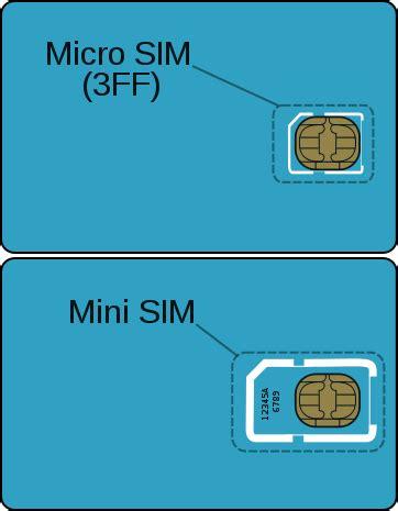 nanosim im apple iphone  statt microsim
