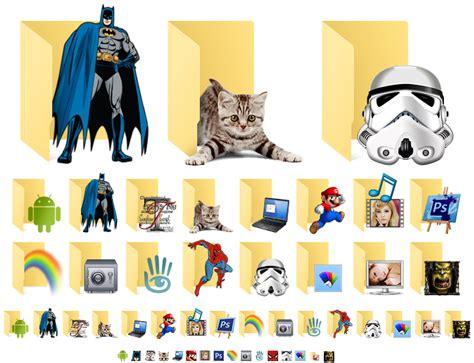 windows 10 16 custom folder icons by tastentier on