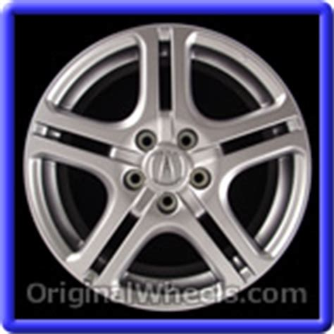oem 2007 acura tsx rims used factory wheels from
