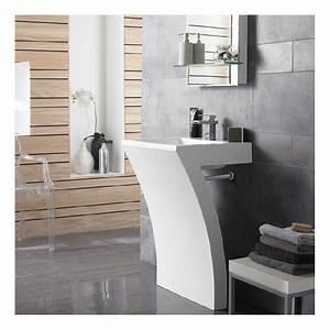 mobiliers de salle de bain comparez les prix pour With meuble sous lavabo avec pied 9 meuble sous vasque loft 4 tiroirs de 140 cm discac