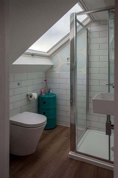 la salle de bain sous pente comment lamenager de