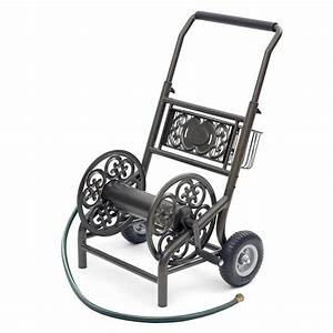 Liberty Garden 2-wheel Decorative Hose Cart-301