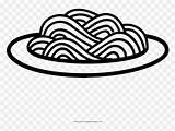 Spaghetti Coloring Colorear Pastas Dibujos Espagueti Dibujo Imagenes Vhv sketch template