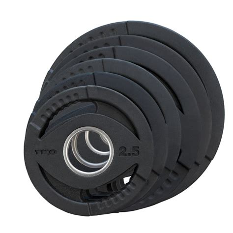 tko olympic rubber grip plate tko strength performance