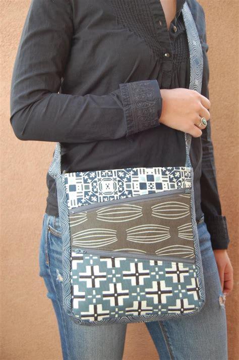 zippy bag crossbody bag sew modern bags