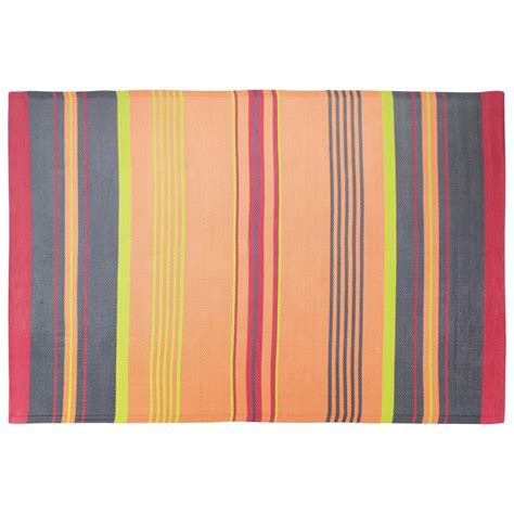 deco de chambre fille ado tapis d 39 extérieur en polypropylène multicolore 180 x 270