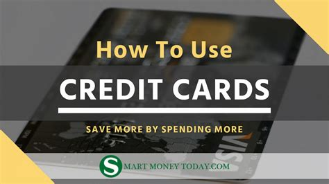 Odds are you're using a credit card when shopping online — unless you've figured out how to teleport cash (if so, tell us!). HOW TO USE CREDIT CARDS CORRECTLY - Smart Money Today