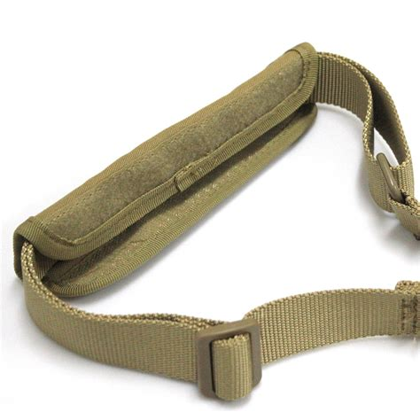 points adjustable tactical rifle gun sling hunting strap padded shoulder cord